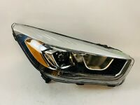 2017 2018 2019 Ford Escape Headlight Right Passenger Halogen w/ LED OEM