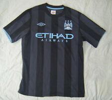 Maillot Manchester City KUN AGUERO #16 UMBRO JERSEY SHIRT