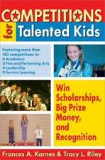 Competitions for Talented Kids: Win Scholarships, Big Prize Money, and