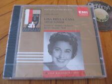 CD Lisa della Casa Arpad Sandor Lieder-Recital  Schubert Strauss 1997 SEALED