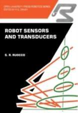 Open University Press Robotics: Robot Sensors and Transducers by S. R. Ruocco...