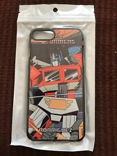 TRANSFORMERS iphone 7 plus case , With Rodriguez Name On It.