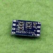 10Pcs Serial Port Mini Rs232 to Ttl Converter Adaptor Module Board Max3232