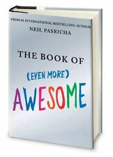 The Book of (Even More) Awesome by Neil Pasricha (2011, Hardcover)