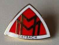 Maybach-Manufaktur Logo Pin emailliert original aus den 2000er Jahren