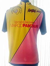 NEW MARCO PANTANI PIRATE CYCLING SHIRT / TOP / JERSEY SIZE L