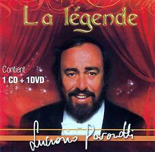 Luciano Pavarotti: la legenda/CD + DVD/NUOVO