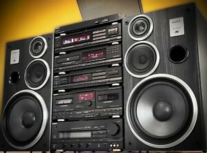 SONY LBT-V702 (1988) 🔥RARE🔥 Vintage Home Audio Stereo Component System