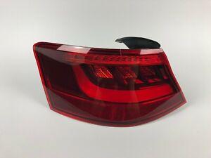 Audi A3 S3 8V 2016 Rear Left Side Outer Tail Light LED Lamp 8V3945095B