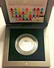 ==>> Rare 5 Euro € Portugal  2007 ST Silber Chancengleichheit Official Box <<===