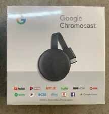 Google GA00439-US Chromecast (3rd Generation) - Brand New