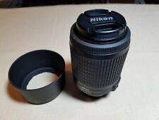 Nikon AF-S DX NIKKOR 55-200mm f/4-5.6G ED VR II Zoom Lens W/Hood