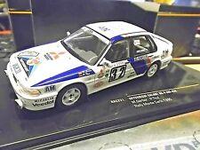 MITSUBISHI Galant VR-4 4x4 Rallye Monte Carlo 1990 #32 Gerber AM RAR IXO 1:43