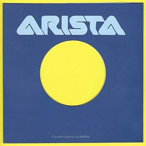ARISTA RECORDS - REPRODUCTION RECORD COMPANY SLEEVES - (pack of 10)