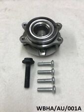 Front Wheel Bearing & Hub Assembly Audi A4 RS4 B8 2007-2015  WBHA/AU/001A