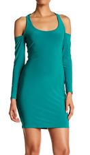 Bianca Nero Kitta Dress Teal L NWT $225