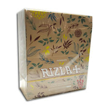 50 Rizla Natura Organic Hemp King Size Slim Rolling Papers Smoking Sealed Box
