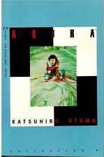 AKIRA BOOK # 4  (ALBUM MARVEL TRADEPAPERBACK MANGA EN ANGLAIS)