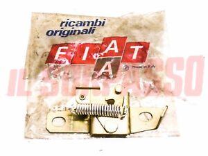 Lock Bonnet Front Fiat 124 Sedan Special Original