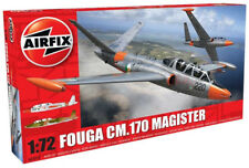 Airfix Fouga CM.170 Magister 1:72 Scale Plastic Model Airplane A03050