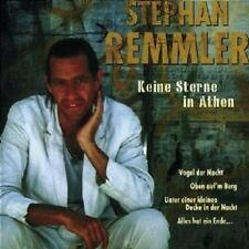 STEPHAN REMMLER - KEINE STERNE IN ATHEN  CD NEU
