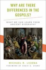 Why Are There Differences in the Gospels? : What We Can Learn from Ancient Biog…