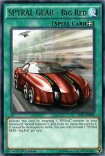 SPYRAL GEAR - BIG RED - (TDIL-EN089) - Rare - 1st - Yu-Gi-Oh The Dark Illusion