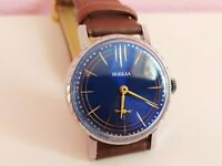 Russian POBEDA Watch USSR Vintage Soviet men Mechanical Wristwatch