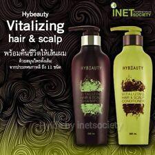 Hybeauty Vitalizing Hair Scalp Natural Shampoo Conditioner Hair Loss Treatment