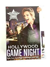 Hollywood Game Night Party Game (OPEN BOX)