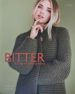 ROWAN - Magazin - BITTER KIM by Kim Hargreaves No 02- Strickanleitung