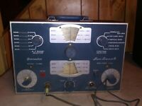 Superior Instruments Co. TV-50A Genometer Signal Generator w/Probes tester