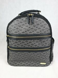 Skiphop Deco Saffiano Backpack / Changing Bag - 2 x Tiny Defects - RRP £100