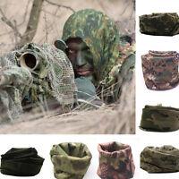 Army Shemagh Military Scarf Tactical Patrol Desert Keffiyeh COMBAT Wrap Mesh Men