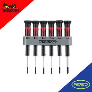 MDM706 - Teng Tools - 6 Piece Mini Screwdriver Set