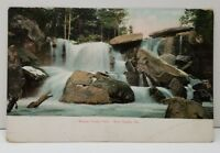 New Castle Pennsylvania Muddy Creek Falls UDB Postcard B24