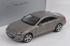 Mercedes-Benz  CLS Klasse C218 2010 Manganitgrau SHAPE 1:18 Norev Dealer