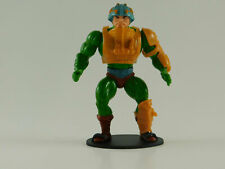 100 x Action Figure Stands - Vintage Masters of the Universe MOTU - He-Man-BLACK