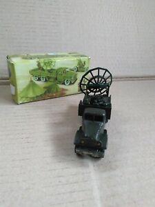 véhicules militaires miniatures Camion GMC
