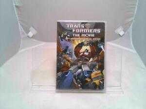 Transformers: The Movie (DVD, 2006, 2-Disc Set, 20th Anniversary Edition)