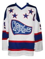 Custom Name # Cornwall Royals Junior Hockey Jersey 1978 White Any Size