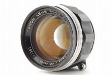 【C Normal】 Canon 50mm f/1.4 MF Lens for Leica L39 Screw Mount From JAPAN R3475