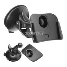"Black Car Vehicle Windscreen Suction Cup Holder Mount for Tomtom one XL 4.3"" GPS"