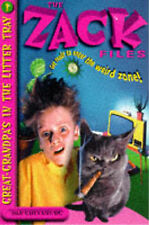 "The Zack Files : "" Great-Grandpa's In The Litter Tray "" :, New, Dan Greenburg Bo"