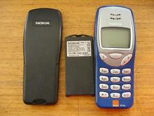 NOKIA 3210e TÉLÉPHONE PORTABLE NSE-8 3210, & BATT PAQUET