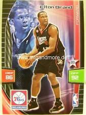 Panini NBA Adrenalyn XL - Elton Brand - Philadelphia