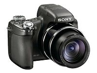 Sony Cyber-shot DSC-HX1 8 MP Digital Camera - Black