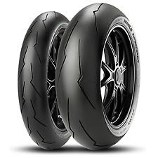 Gomme pneumatici Pirelli Diablo Supercorsa BSB 120/70 ZR 17 58W 180/55 ZR 17 73W
