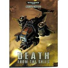 Death from the Skies Warhammer 40,000 Compendium Rules Scenarios Aircraft book