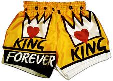 KING Forever Muay Thai Boxing Shorts Conor McGregor MMA UFC Kampfsport Hose NEU